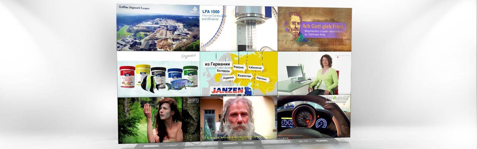Imagefilm Video Produktvideo Werbevideo Film